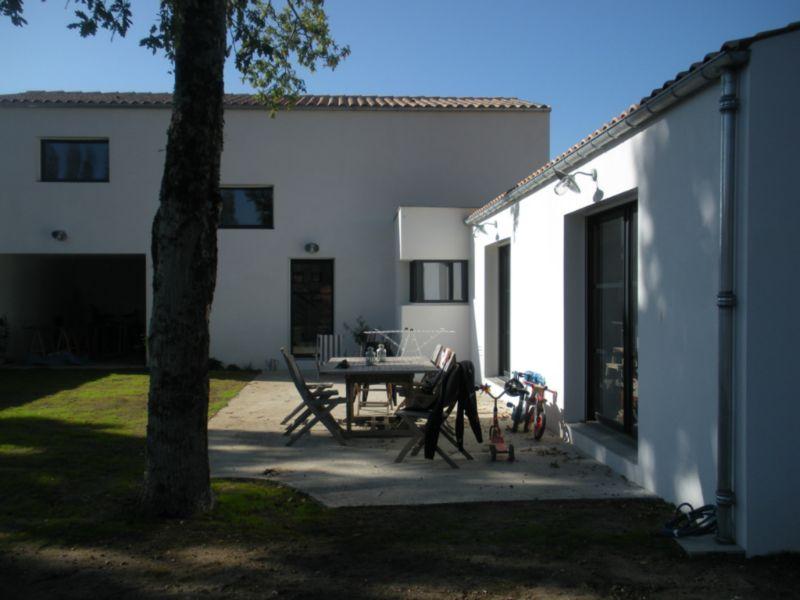 maison architecte oleron